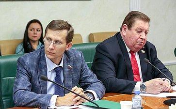 Павел Тараканов иВладимир Литюшкин