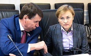 Сергей Цеков иЛюдмила Бокова