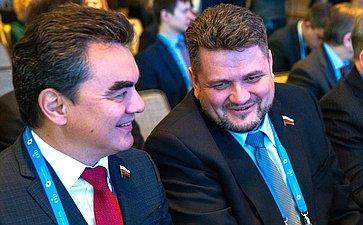 Ирек Ялалов иАлександр Жуков