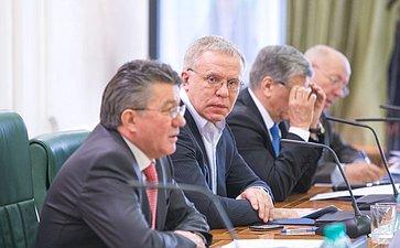 Парламентские слушания Комитета по обороне и безопасности Фетисов