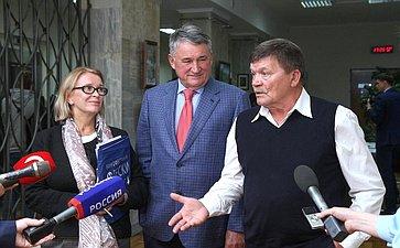 Заседание Дискуссионного клуба Вологодской области