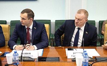 Сергей Леонов иСергей Горняков