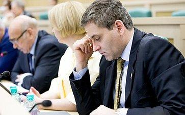 376-е заседание Совета Федерации Цыбко