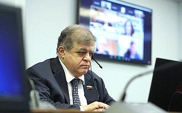 Российские сенаторы принимают участие в20-м зимнем заседании Парламентской ассамблеи ОБСЕ
