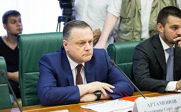 Заседание Комитета общественной поддержки Юго-Востока Украины-9