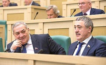 В. Штыров иА. Фадзаев