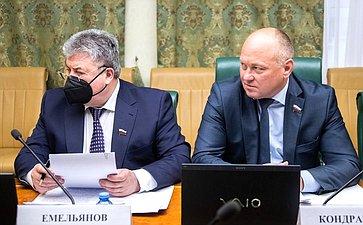 Геннадий Емельянов иАлексей Кондратенко