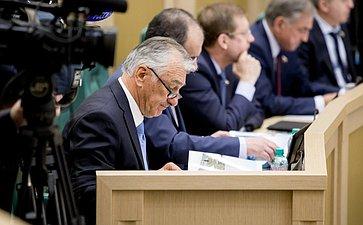 374-е заседание Совета Федерации Дидигов