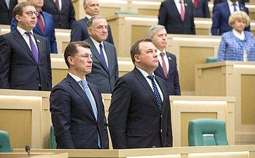 М. Топилин иА. Муравьев