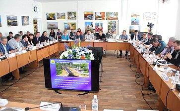 Совещание «Перспективы развития туристической отрасли Северо-Западного федерального округа иВологодской области»