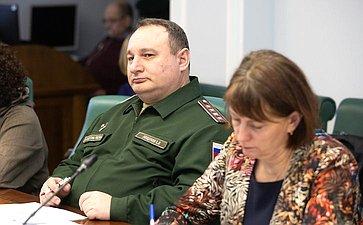 Заседание Организационного комитета Всероссийского водного конгресса 2019
