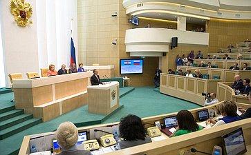 415-е заседание Совета Федерации