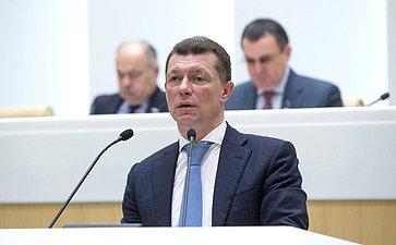 М. Топилин