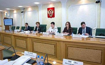 Заседание Совета поразвитию социальных инноваций субъектов РФ при Совете Федерации натему «IT-технологии всоциальной сфере»