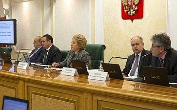 Заседание Президиума Научно-экспертного совета иправления Интеграционного клуба