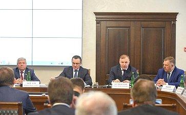 Выездное заседание Комитета СФ поэкономической политике натему «Особенности социально-экономического развития субъектов Российской Федерации всовременных условиях (напримере Республики Адыгея)»