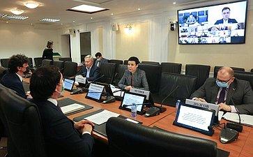 «Круглый стол» натему «Совершенствование гражданского законодательства, регулирующего инвестиционную деятельность всфере внедрения цифровых технологий»