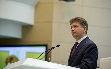 Выступление Министра транспорта РФ М. Соколова