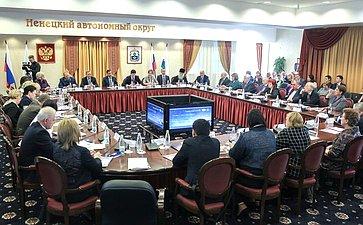 В. Зганич приняла участие впленарном заседании межрегионального форума «Права человека варктическом пространстве: современные вызовы. Опыт регионов»