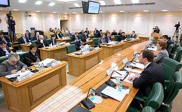 Заседание Совета поразвитию социальных инноваций субъектов РФ натему «Государственно-частное партнерство как инструмент развития социальной сферы всубъектах РФ»