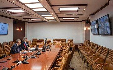 Заседание Постоянной комиссии Парламентской Ассамблеи ОДКБ повопросам обороны ибезопасности