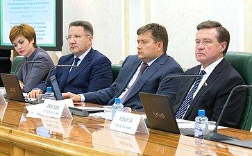 Заседание Комитета СФ побюджету ифинансовым рынкам сучастием представителей Чукотки