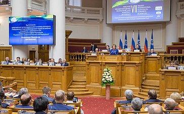 VII Невский международный экологический конгресс, Санкт-Петербург, 2015