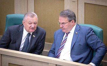 Олег Ковалев иИгорь Морозов