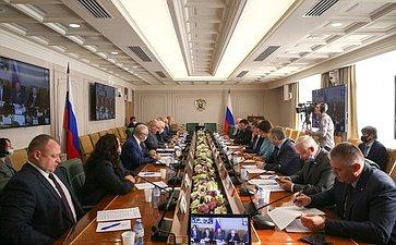 «Круглый стол» натему «Роль Российской Федерации вурегулировании региональных конфликтов (напримере событий вокруг Афганистана)»