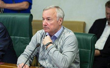 Заседание Комитета общественной поддержки Юго-Востока Украины-10 Кулаков