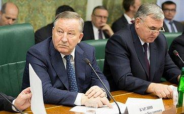 Расширенное заседание Комитета СФ поаграрно-продовольственной политике иприродопользованию, посвященное развитию АПК Алтайского края