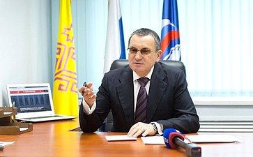 Николай Федоров провел прием граждан вЧебоксарах