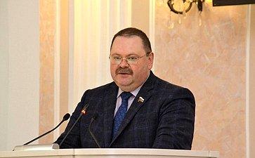 Заседание Молодежного парламента при Законодательном Собрании шестого созыва Пензенской области