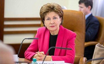 Г.Карелова: УКомитета Совета Федерации посоциальной политике большие планы на2017год