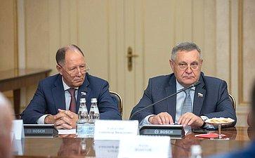 Виктор Абрамов иАлександр Ракитин