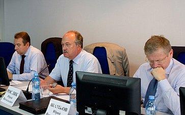 «Круглый стол» натему «Оптимальные варианты развития сельскохозяйственного машиностроения вусловиях вступления РФ вВТО»