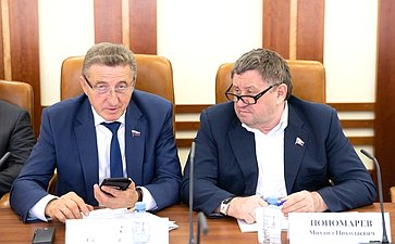 С. Лукин иМ. Пономарев