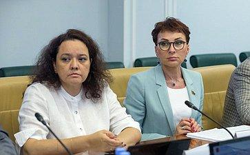Анна Отке иТатьяна Кусайко