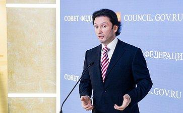 М.Кавджарадзе: Послание Президента РФ станет знаковым для малого исреднего бизнеса внашей стране