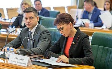 Юрий Архаров иТатьяна Кусайко