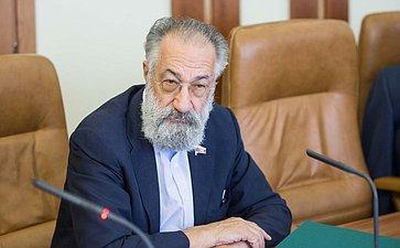 Заседание комитета по международной политике-5 Чилингаров