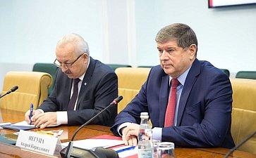 Встреча К. Косачева сЧрезвычайным иПолномочным Послом Республики Молдова вРФ А.Негуца