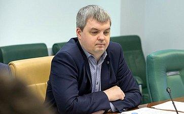 Заседание рабочей группы Комитета СФ поРегламенту иорганизации парламентской деятельности