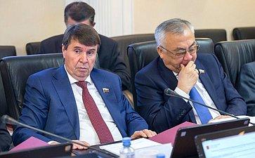Сергей Цеков иБаир Жамсуев