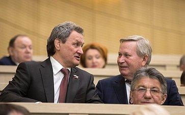 431-е заседание Совета Федерации