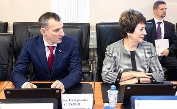 Мухарбек Барахоев иЕкатерина Алтабаева