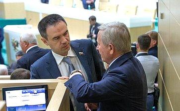 М. Хапсироков иМ. Афанасов