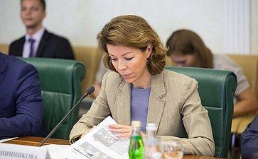В Совете Федерации состоялось заседание Комитета общественной поддержки жителей Юго-Востока Украины-2
