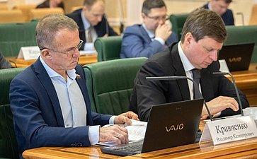 Владимир Кравченко иАндрей Епишин