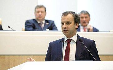 А. Дворкович